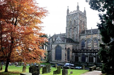Great Malvern Priory (Photo:Tim Jones)