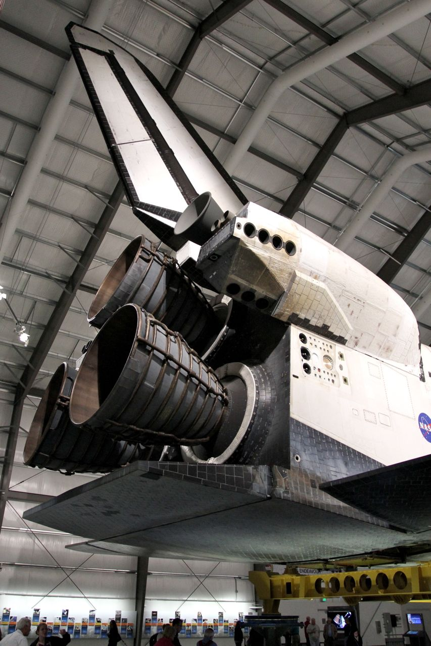 space shuttle endeavour california - photo #49