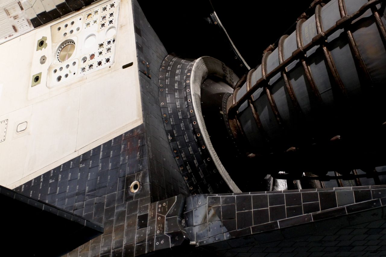 Space Shuttle Main Engine Gimbal (page 2) - Pics about space