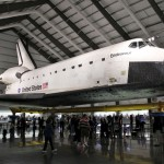 Evocative Endeavour – Space Shuttle Endeavour at the California Science Center