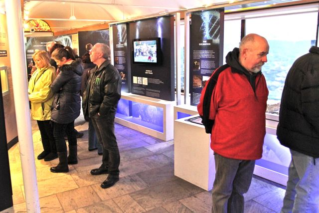 Richard III Exhibition, Guildhall, Leicester (Photo:Tim Jones)