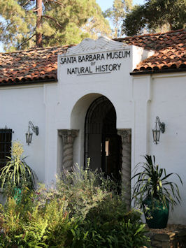 Natural History Museum Santa Barbara California