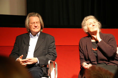 A.C.Grayling and Gillian Beer