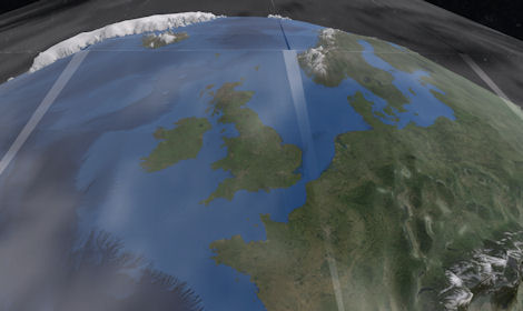 UK on Second Earth - Looking a bit flat?