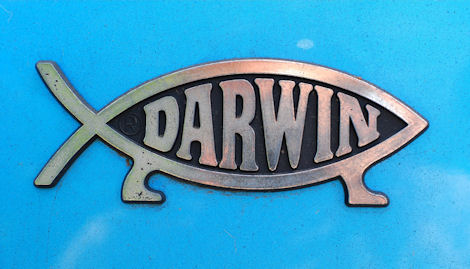 Darwin Fish ;-)