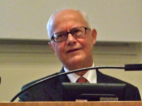 Professor William R Shea, University of Padua