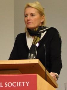 Professor Pascale Ehrenfreund