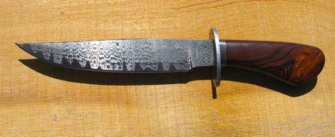 Modern meteorite knife