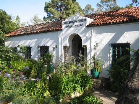 Santa Barbara Museum Of Natural History Santa Barbara