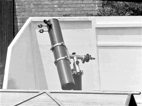 fullerscopes six inch reflecting telescope