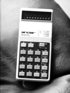 sinclair scientific calculator
