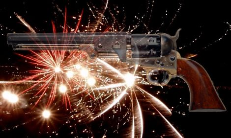 Physics, Firearms, and Fireworks