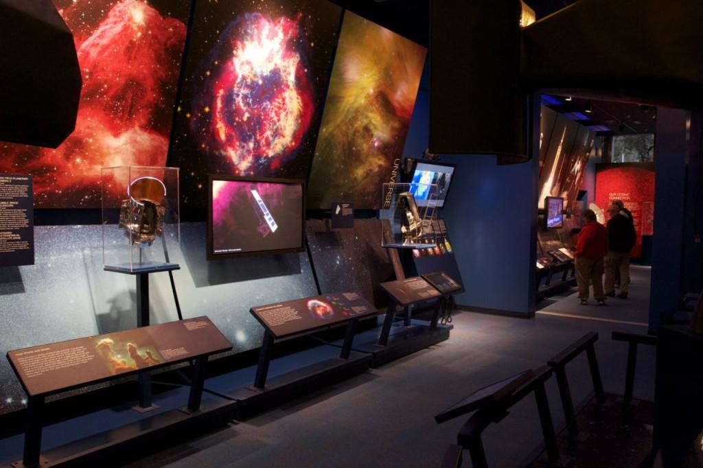 Museum at NASA Jet Propulsion Laboratory (JPL) Photo Tim Jones