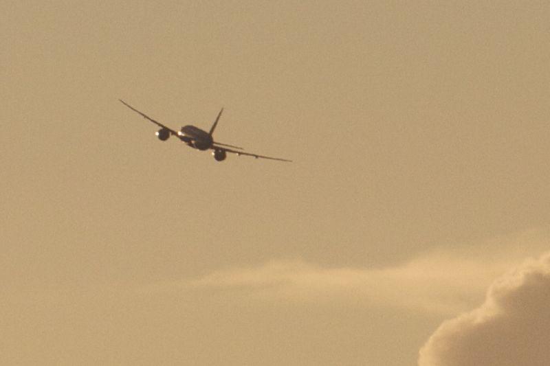 Passenger Jet (Photo: Tim Jones)