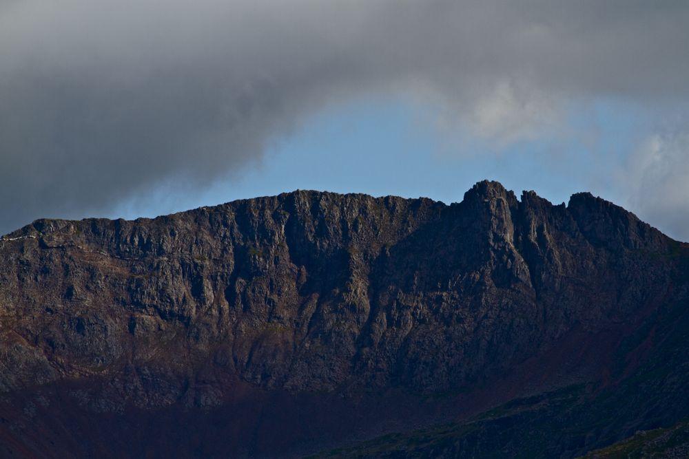 Crib Goch, Snowdon (Photo:Tim Jones)