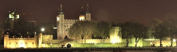 Tower of London at night (Photo:Tim Jones)