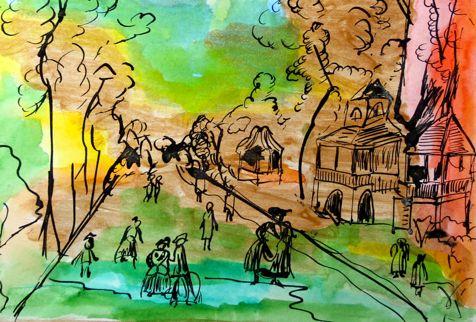 Unweaving the Waterfall – Erasmus Darwin at Vauxhall Gardens ...
