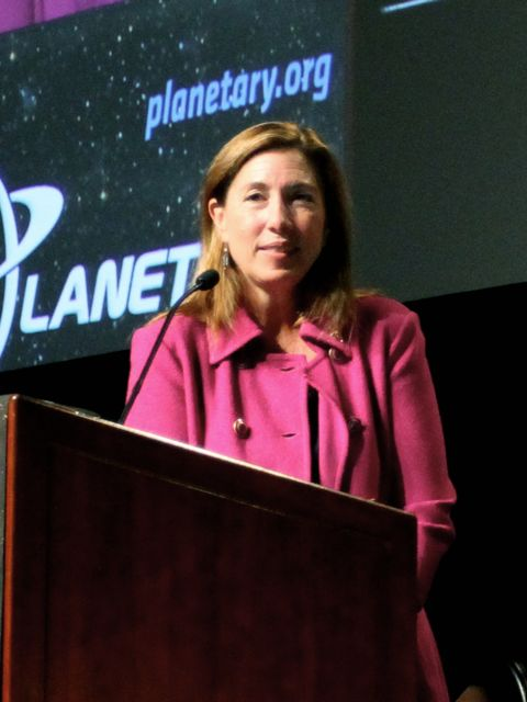 NASA Deputy Administrator Lori Garver (Photo:Tim Jones)