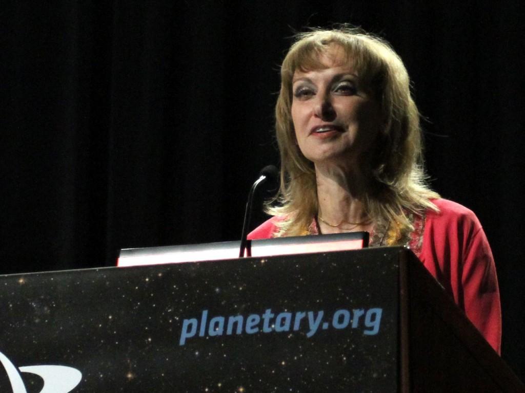 Rosaly Lopes-Gautier, JPL