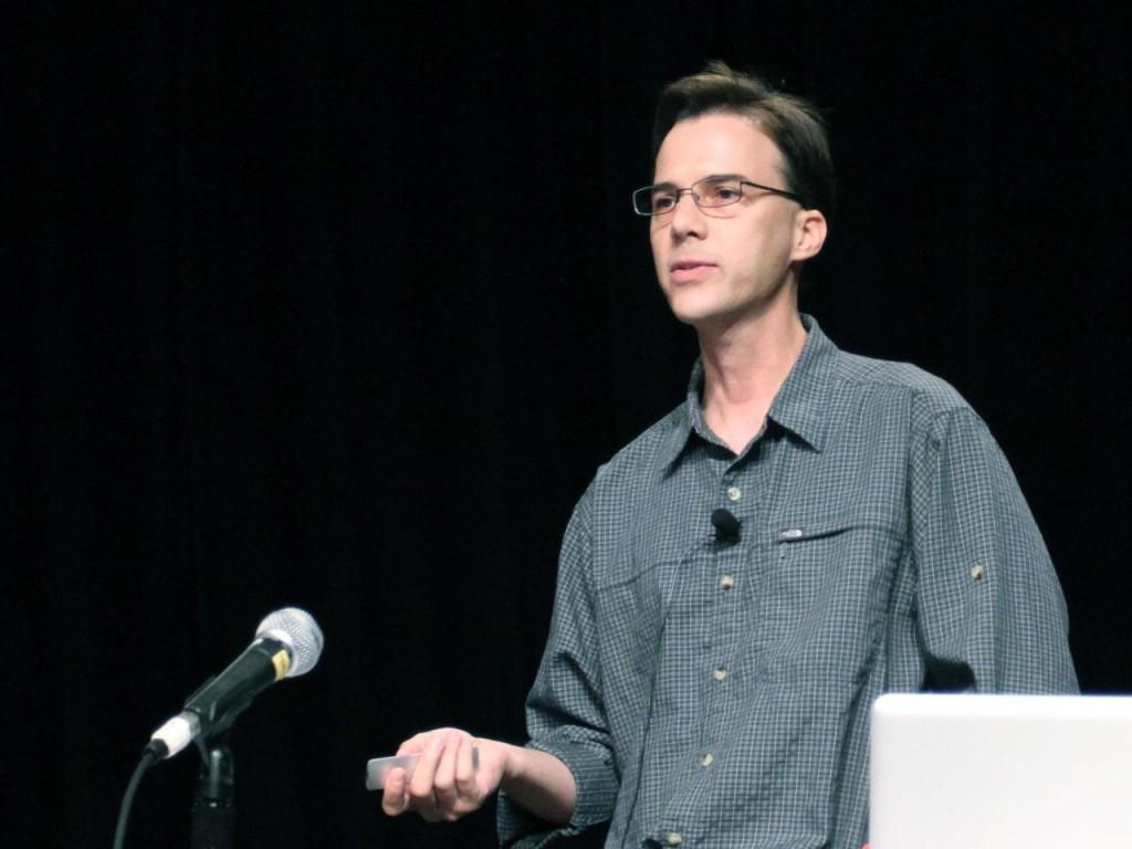 Rover Driver, Scott Maxwell (JPL)