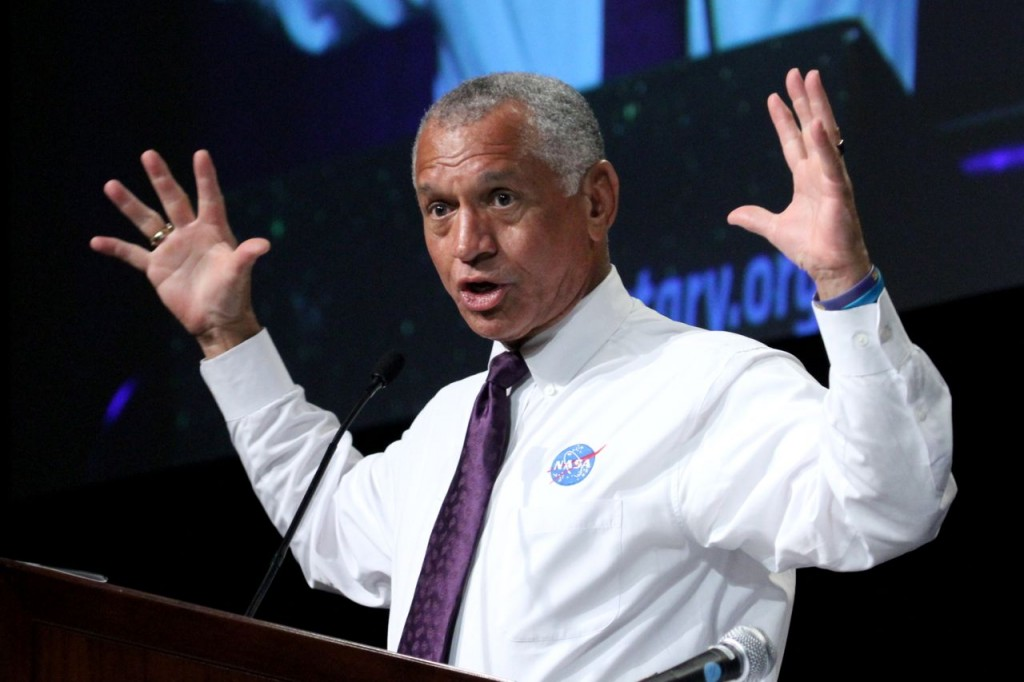 Charles Bolden, NASA Administrator (Photo: Tim Jones)