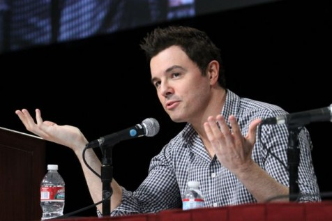 Seth MacFarlane (Photo:Tim Jones)