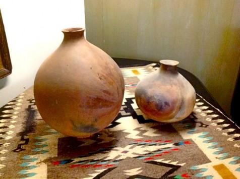 Pots (Photo:Tim Jones)