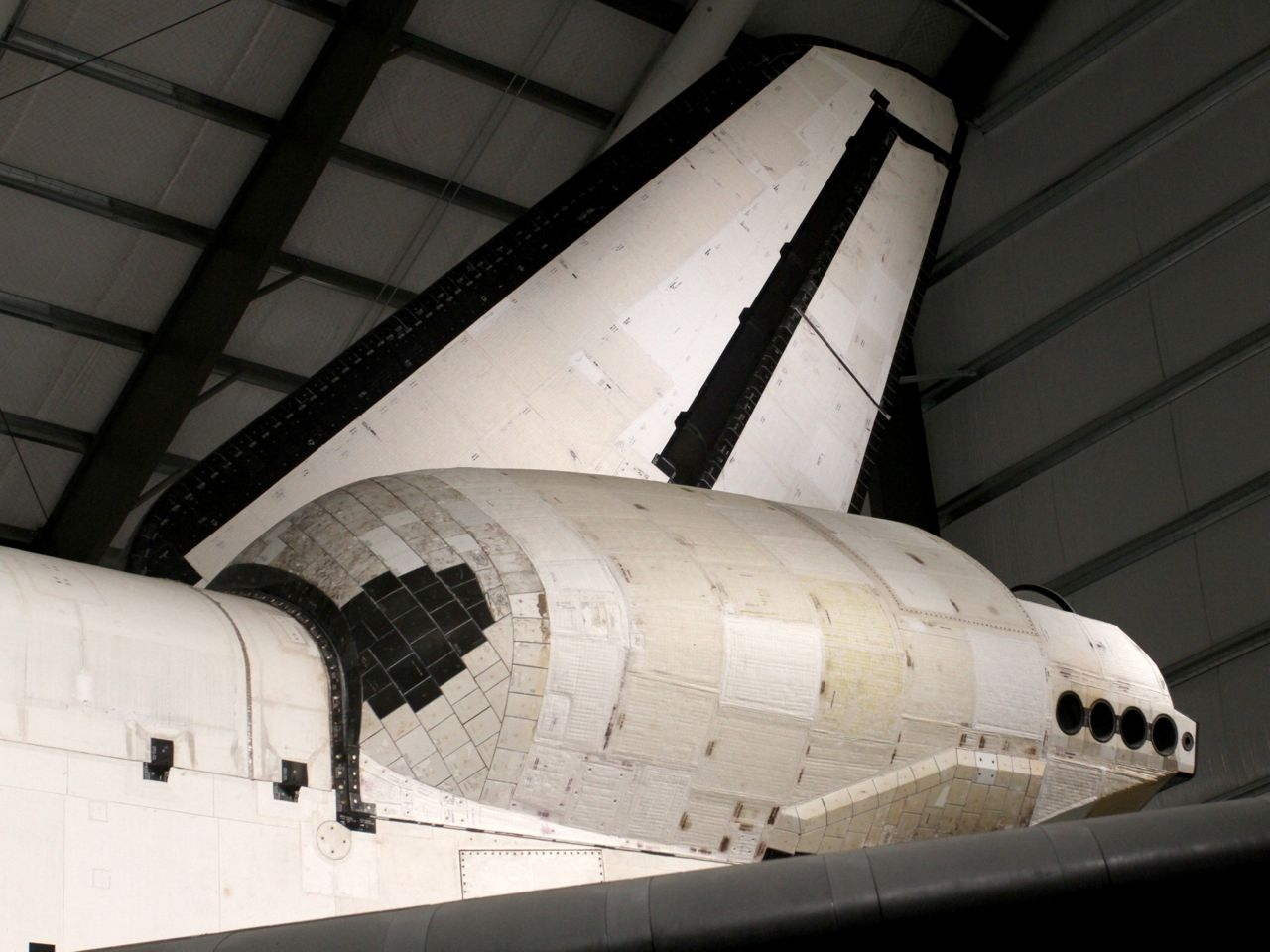 space shuttle oms - photo #4