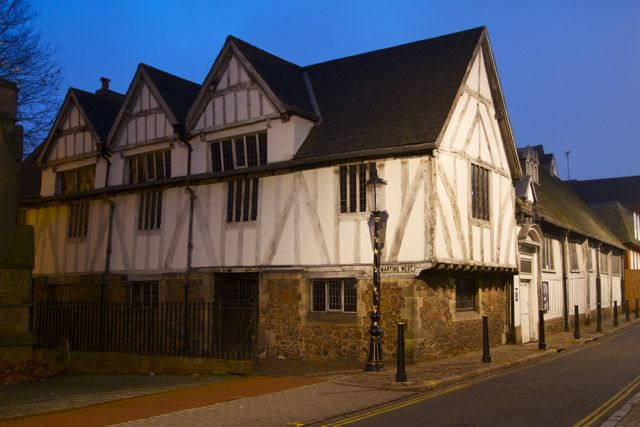 Leicester Guildhall (Photo:Tim Jones)