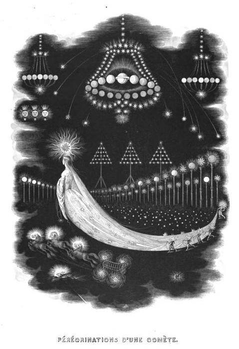 From Un Autre Monde, Grandville, 1844