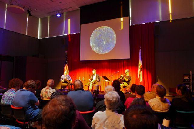 Planetary Radio Live (Photo:Tim Jones)