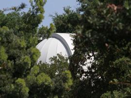 Observatory Dome ©Tim Jones