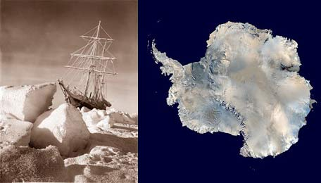 Endurance in Weddell Sea